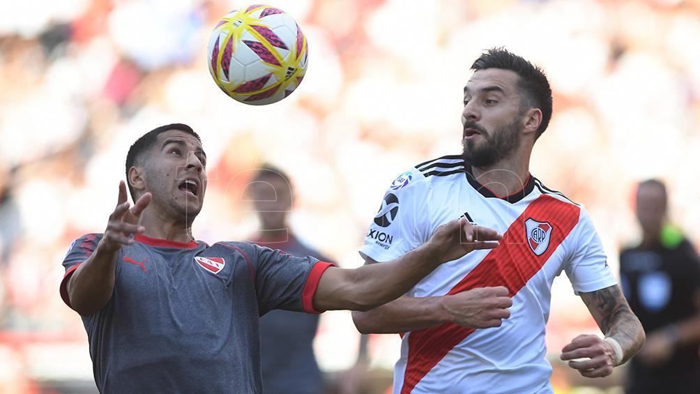 River quiere ser puntero ante Independiente, en un duelo postergado