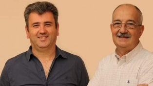 Mestre y Negri, con miradas distintas sobre el triunfo de La Falda
