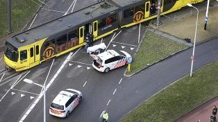 La policía detiene al sospechoso del tiroteo en Utrecht
