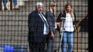 Sin la presencia de Samid, continuó el juicio por supuesta evasión impositiva