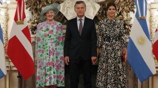 """Macri: """"Esta visita es un gran apoyo a este momento de cambios"""""""