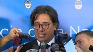 """Garavano sobre Carrió: """"Cada uno se tiene que hacer cargo de lo que dice"""""""