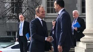 Irlanda y Europa analizan el posible retraso del Brexit