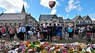Crean una comisión para investigar el atentado en las dos mezquitas