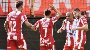 Unión y su histórico debut internacional en la Copa Sudamericana