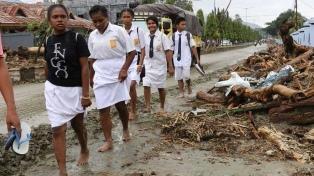 Más de 100 muertos y 79 desaparecidos tras las inundaciones