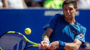Delbonis avanzó a segunda ronda y jugará ante el español Nadal