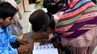 Las elecciones presidenciales serán el 20 de octubre