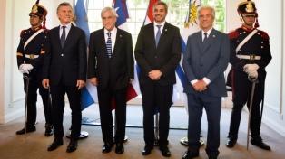 Argentina, Uruguay, Chile y Paraguay relanzan la candidatura conjunta para organizar el mundial 2030