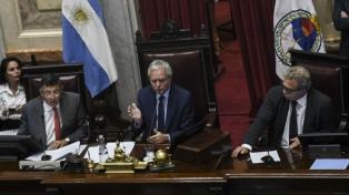 Aprobaron en el Senado un proyecto que introduce reformas a la Ley de Warrants