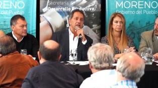 Scioli eligió un municipio gobernado por el kirchnerismo para hacer su primer acto