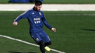 Argentina, con el regreso de Lionel Messi, juega ante Venezuela en Madrid
