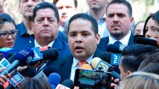 """Condena internacional a la detención """"arbitraria"""" del colaborador de Guaidó"""