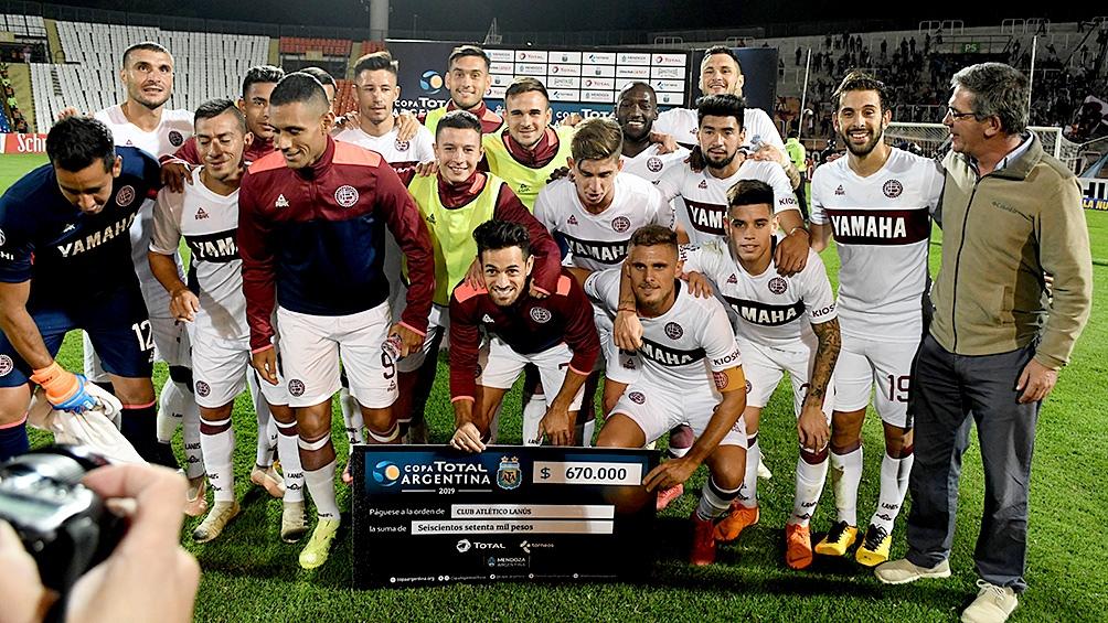 Resultado de imagen para lanus copa argentina 2019