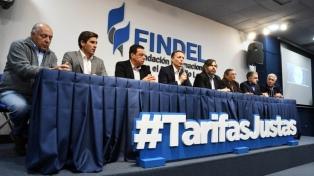 Intendentes bonaerenses del PJ irán a la Justicia contra los aumentos tarifarios