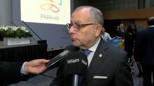 El canciller Faurie dará un informe en la Comisión d e Relaciones Exteriores