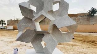 Comenzó en Paraná el quinto simposio internacional de escultura