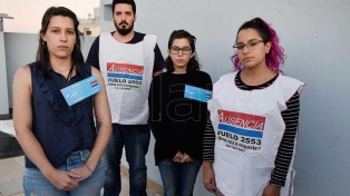 """""""La corrupción impidió avanzar"""", dicen los hijos de víctimas de la tragedia de Austral"""