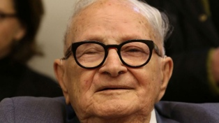 Murió Rafi Eitan, el espía que capturó al jefe nazi Eichmann en Buenos Aires