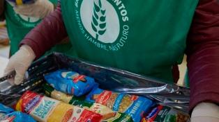Rescatan y distribuyen más de 12 millones de kilos de alimentos que se desperdician en la Argentina