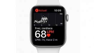 El reloj de Apple es autorizado a realizar electrocardiogramas en 19 países