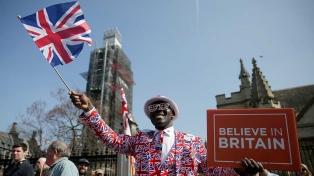 La Cámara de los Comunes aprobaron el Brexit para el 31 de enero