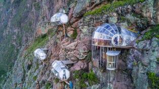 Hoteles exóticos para descubrir paisajes icónicos