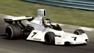 "Se cumplen 45 años del primer triunfo de ""Lole"" Reutemann"