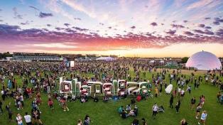 Cuarteto, indie pop y rock setentoso en la variada tarde del Lollapalooza