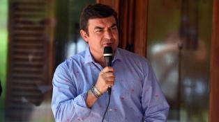 El candidato demócrata a la gobernación dijo que Macri tendrá continuidad