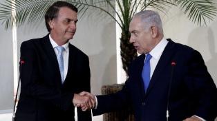 Bolsonaro profundiza su alianza con Israel