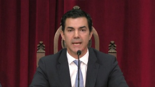 """Urtubey se manifestó a favor de una """"brutal reforma tributaria"""" en el país"""