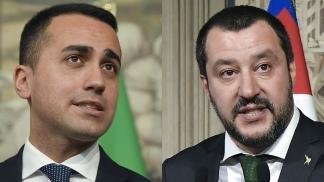 """ITALIA: La Liga acusa al Cinco Estrellas de hacer """"oposición"""" dentro del gobierno"""