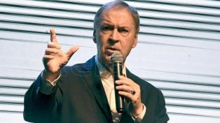 """Estamos a disposición para colaborar con el próximo presidente"", dijo el gobernador Schiaretti"