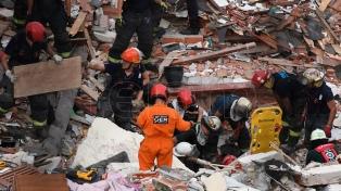 Nuevo reclamo a cuatro meses del derrumbe de San Cristóbal, aún sin imputados