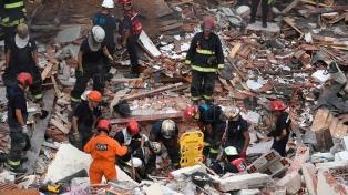 Derrumbe en San Cristóbal: ordenan allanamientos y secuestran documentación