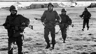 Una muestra con fotos de reporteros gráficos sobre la guerra de Malvinas