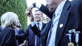 """Macri: """"El reclamo por la soberanía de Malvinas es legítimo e irrenunciable"""""""