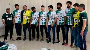 La delegación de futsal de Pakistán fue deportada en Ezeiza