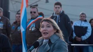 """""""Cristina demostró que quiere salir de la grieta"""", afirmó Bertone"""