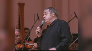 Figuras de la música, la política y el deporte despiden a Alberto Cortez en las redes