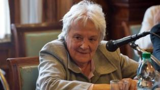 """La vicepresidenta de Uruguay afirmó que """"la educación vence a la marginalidad"""""""