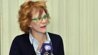Ministra de Ciencia y Tecnología de San Luis, Alicia Bañuelos