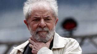La Justicia bloqueó 20 millones de dólares de Lula
