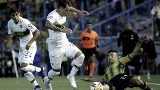 Boca y Aldosivi empataron en Mar del Plata