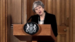 May:el Brexit solo es posible si hay acuerdo con la oposición