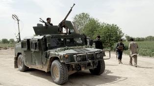 Más de 100 muertos en enfrentamientos entre fuerzas afganas y talibanes