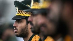 """Irán alerta que está lista para el combate o """"cualquier escenario"""""""