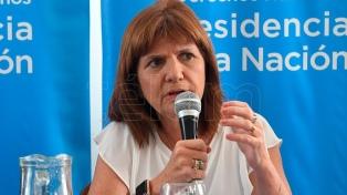 """Para Patricia Bullrich, Cristina Kirchner """"sale de campaña"""" con su libro"""