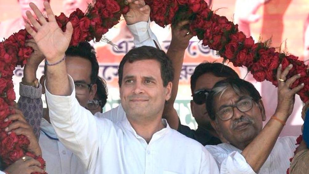 Rahul Gandhi, INC - UPA